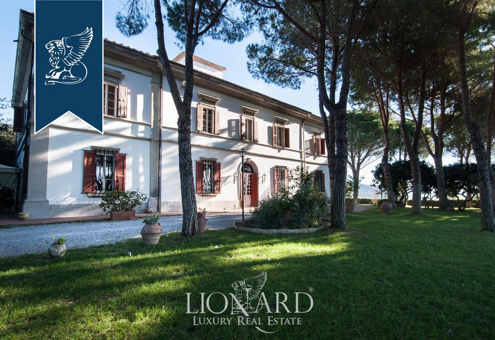 Villa in Vendita a Castellina Marittima: 0 locali, 950 mq - Foto 4