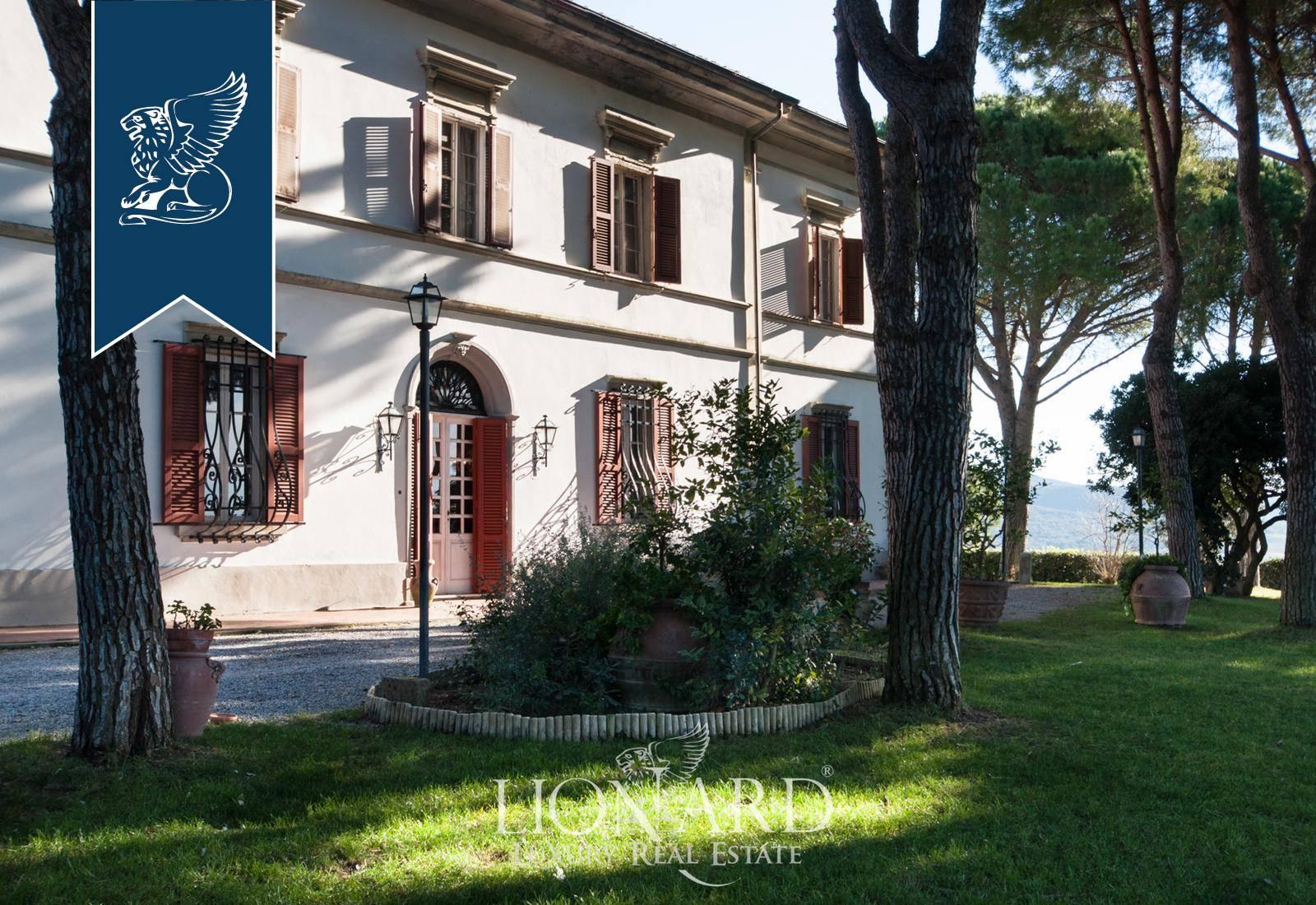 Villa in Vendita a Castellina Marittima: 0 locali, 950 mq - Foto 5