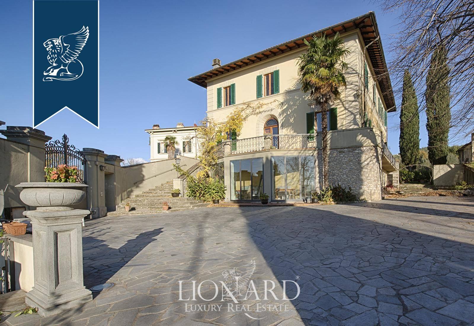 Villa in Vendita a Bagno A Ripoli: 700 mq  - Foto 1
