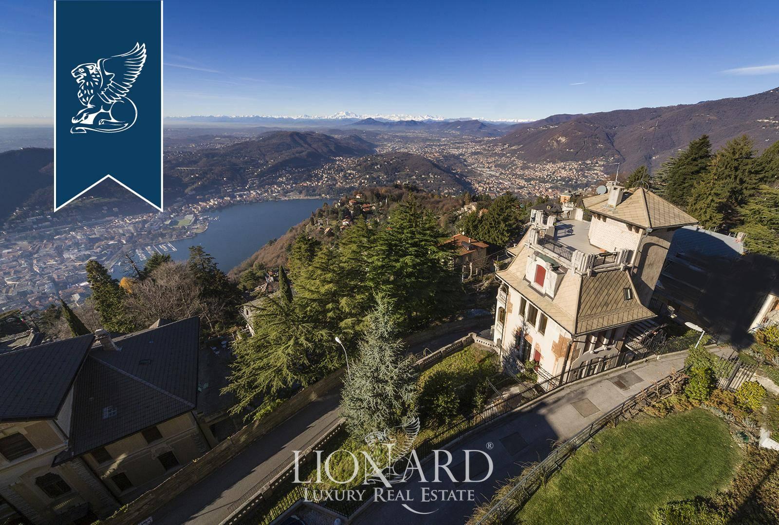 Villa in Vendita a Brunate: 0 locali, 360 mq - Foto 2