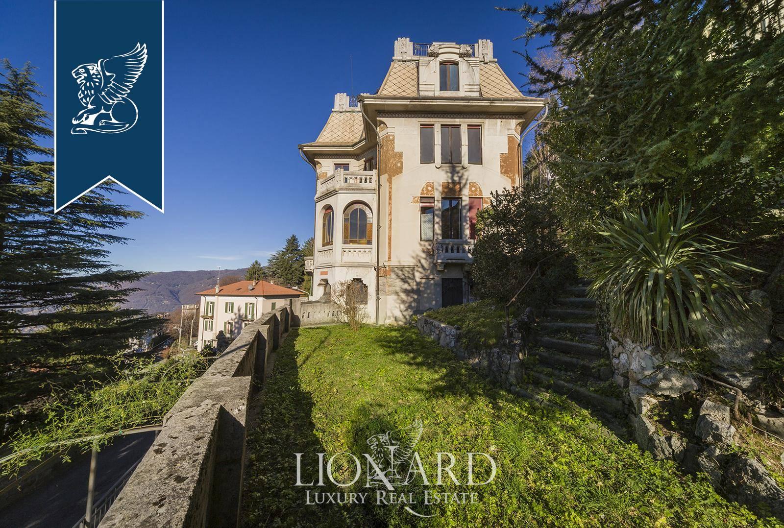 Villa in Vendita a Brunate: 0 locali, 360 mq - Foto 3