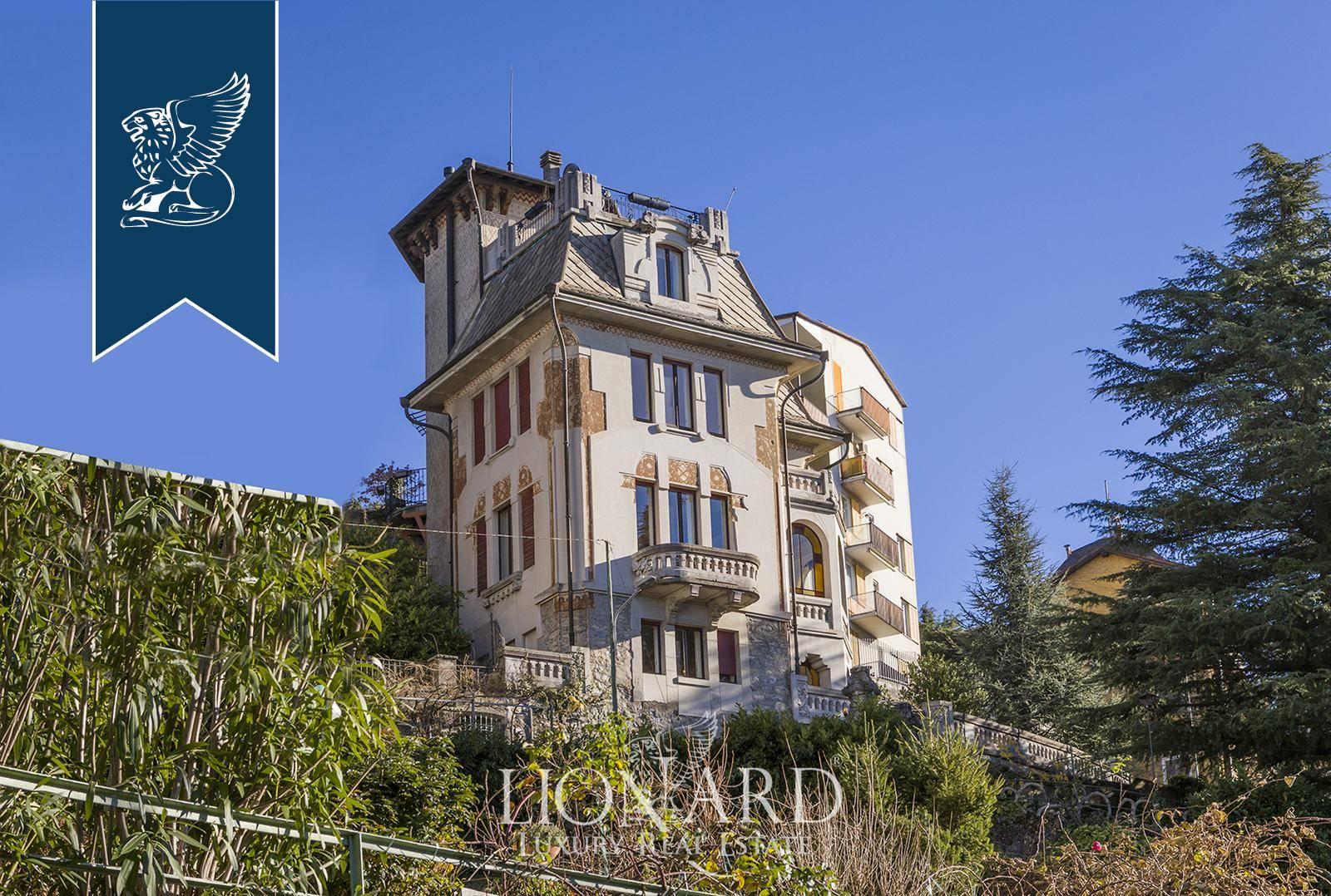 Villa in Vendita a Brunate: 0 locali, 360 mq - Foto 5