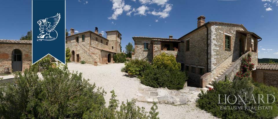 Albergo in Vendita a Asciano: 0 locali, 3000 mq - Foto 2
