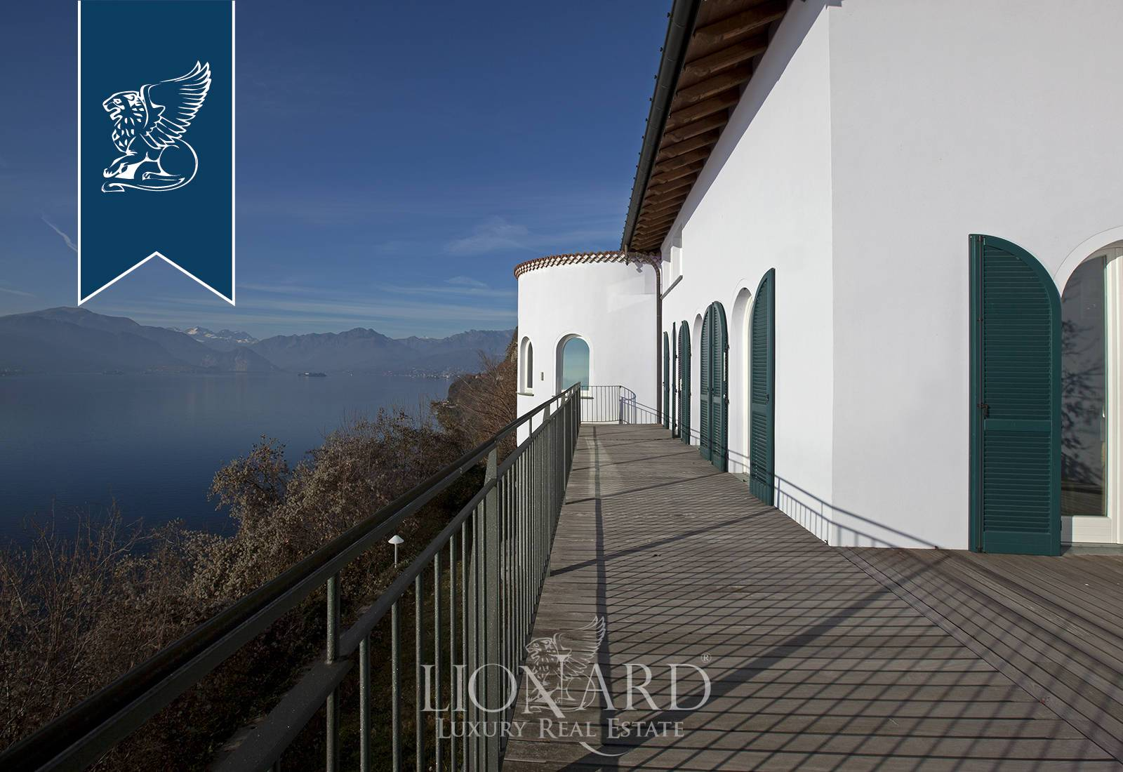 Villa in Vendita a Leggiuno: 0 locali, 700 mq - Foto 8