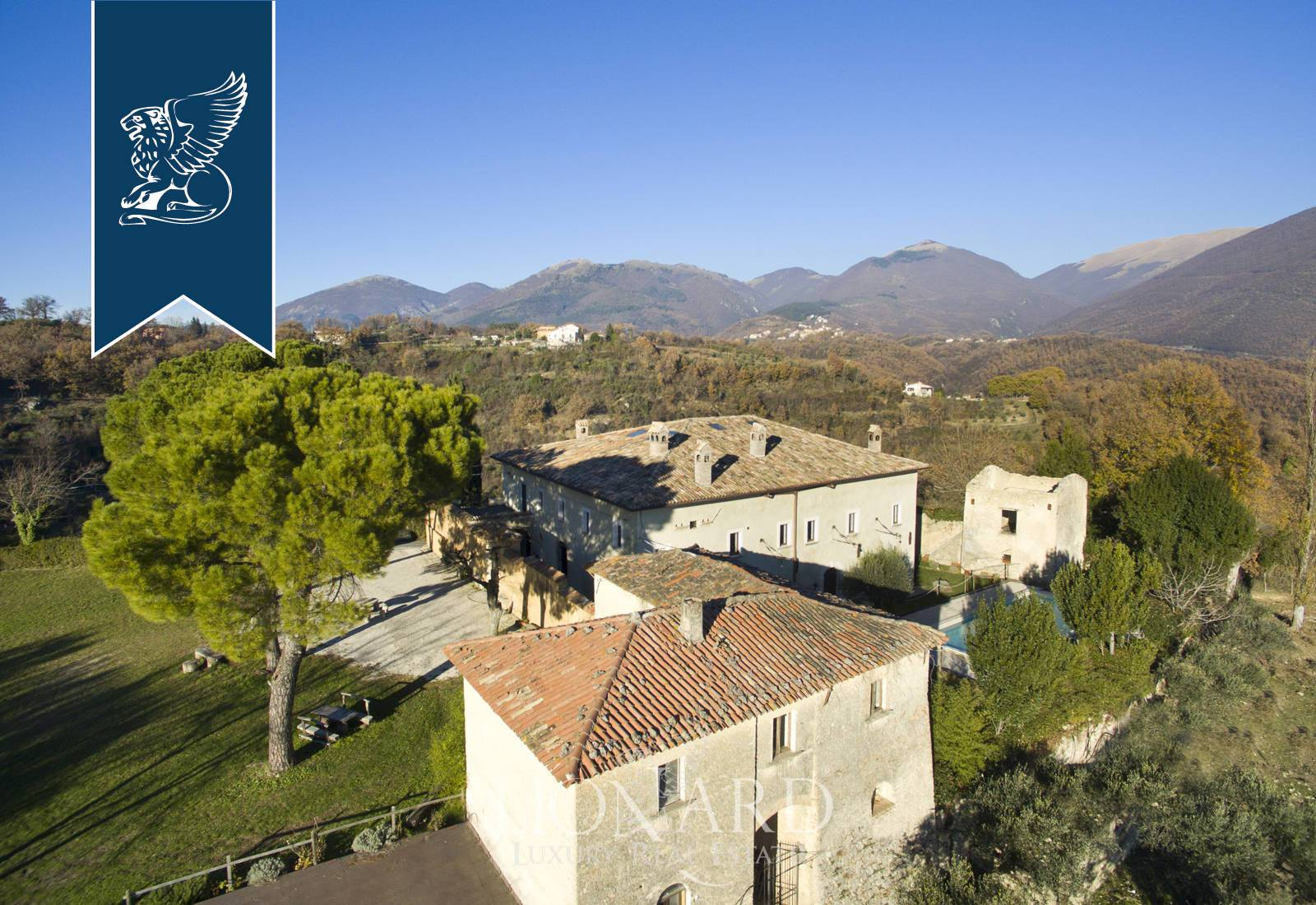 Agriturismo in Vendita a Cantalice: 0 locali, 600 mq - Foto 3