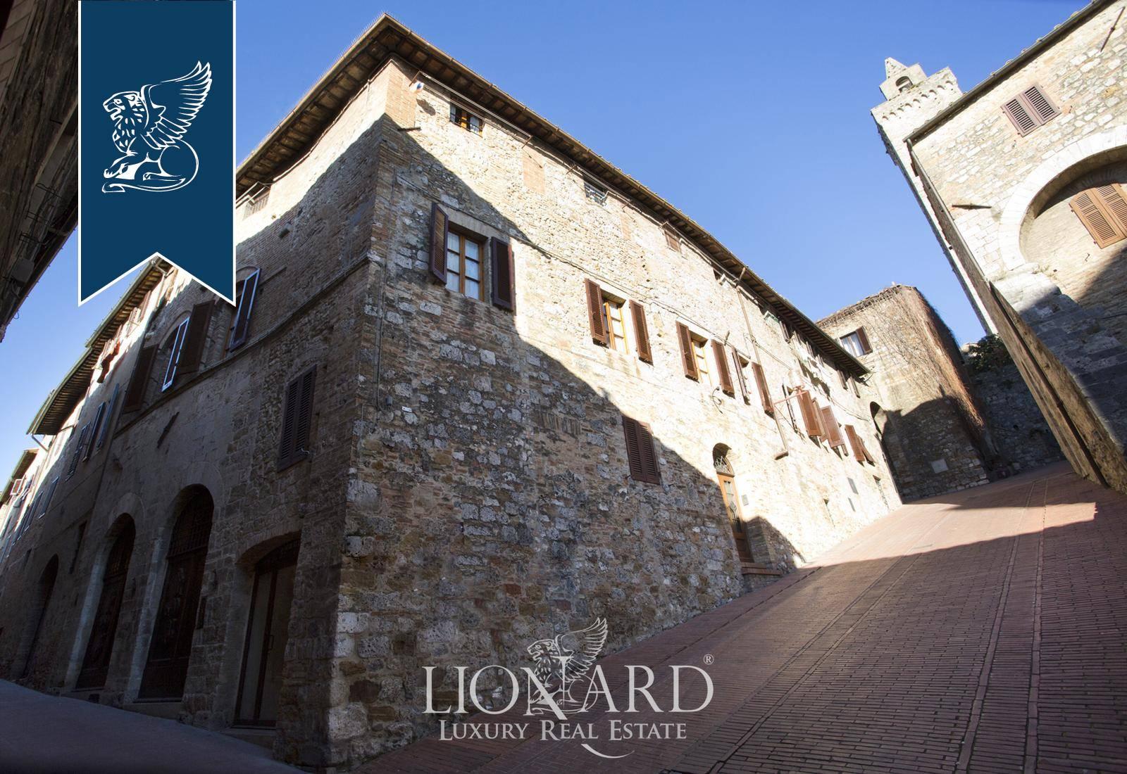 Palazzo in Vendita a San Gimignano
