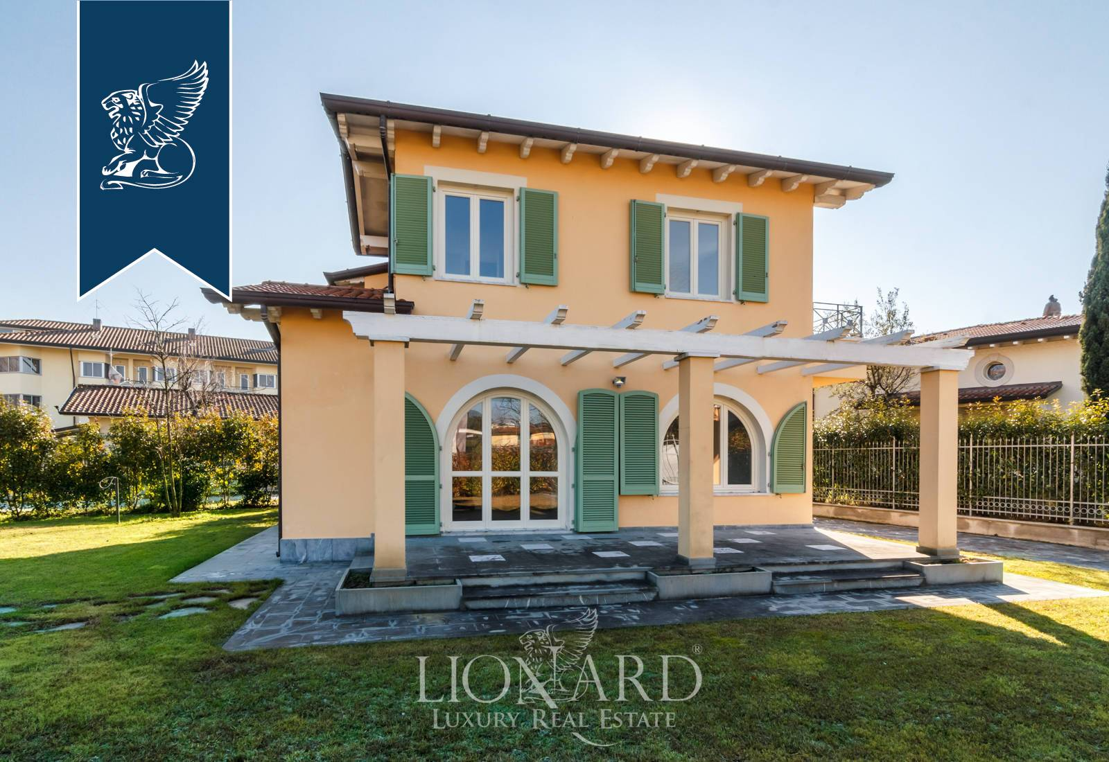 Villa in Vendita a Forte Dei Marmi: 0 locali, 200 mq - Foto 4