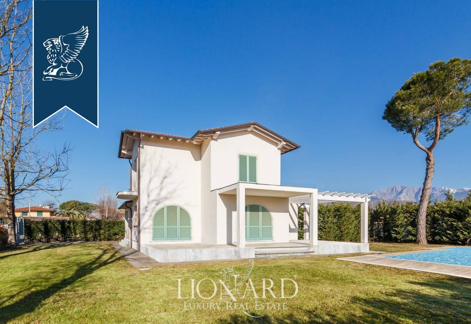 Villa in Vendita a Forte Dei Marmi: 0 locali, 200 mq - Foto 1