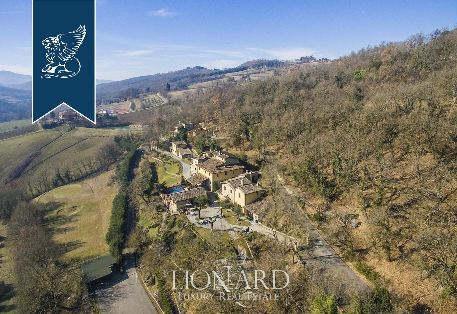 Agriturismo in Vendita a Citta' Di Castello: 1500 mq  - Foto 1