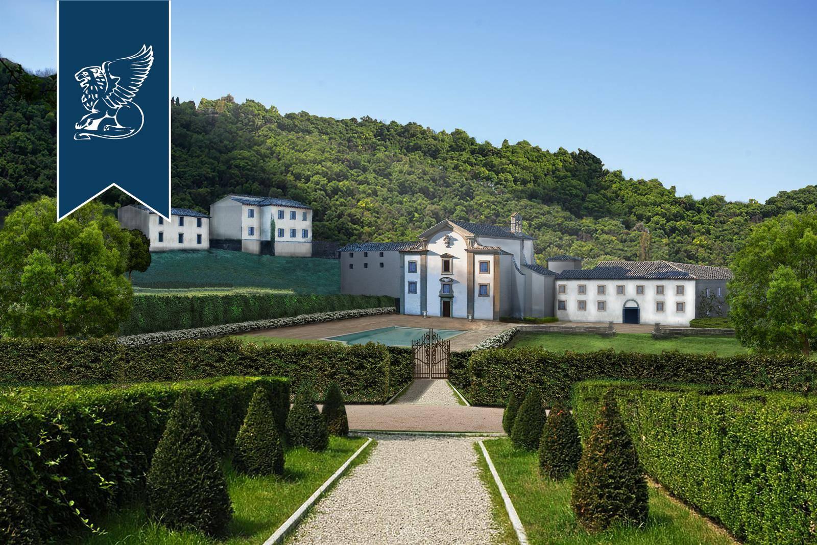 Villa in Vendita a Borgo San Lorenzo: 0 locali, 2500 mq - Foto 4