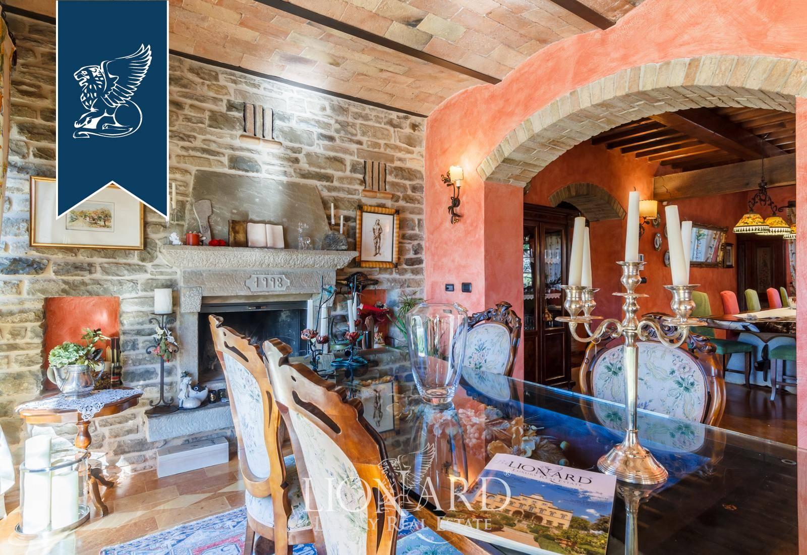 Villa in Vendita a Sant'Angelo In Vado: 0 locali, 738 mq - Foto 8