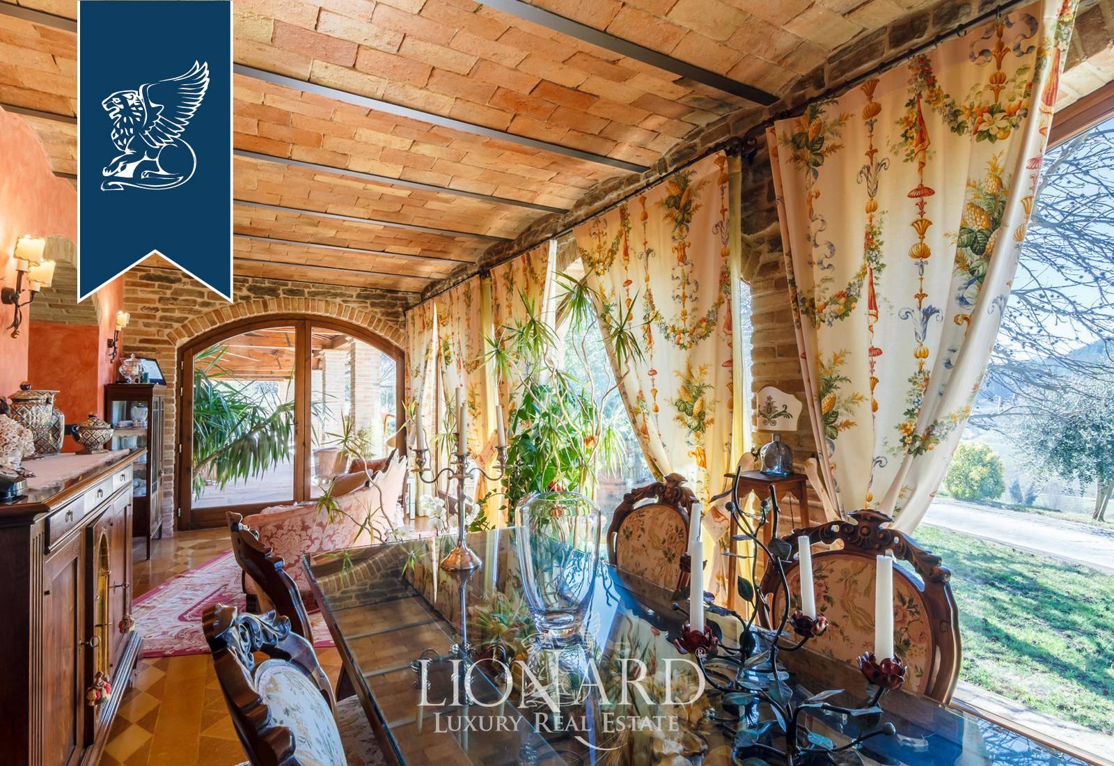 Villa in Vendita a Sant'Angelo In Vado: 0 locali, 738 mq - Foto 7