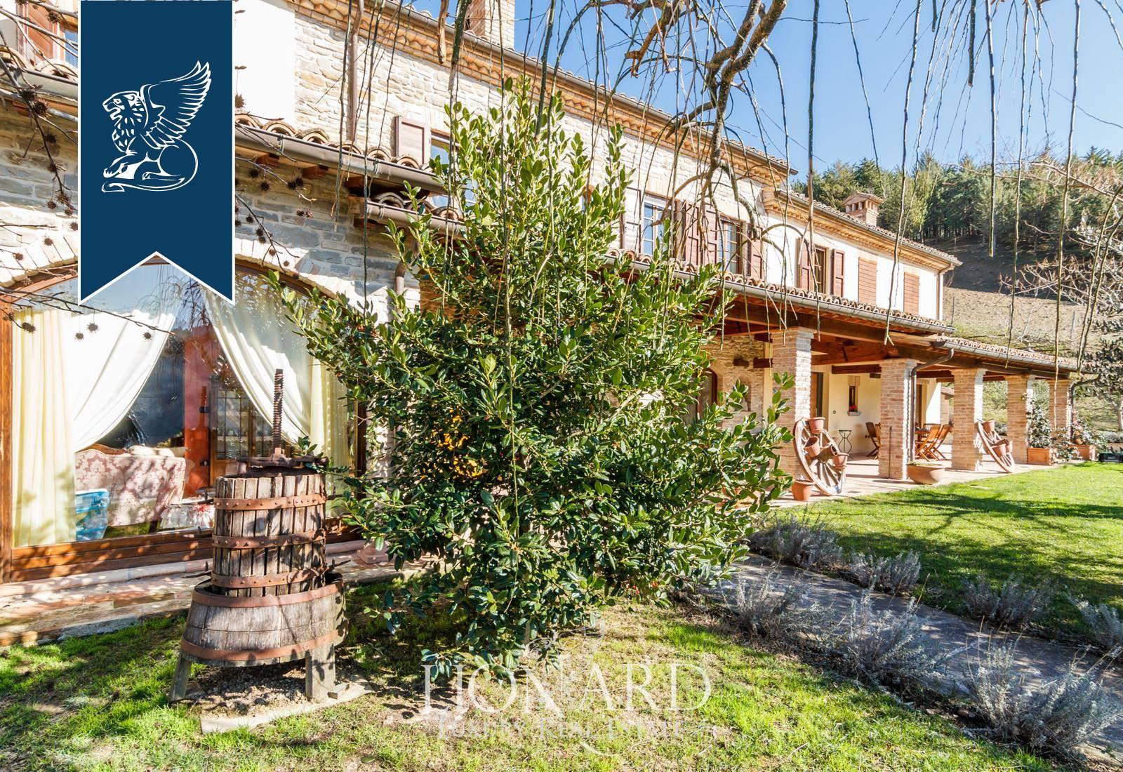 Villa in Vendita a Sant'Angelo In Vado: 0 locali, 738 mq - Foto 4