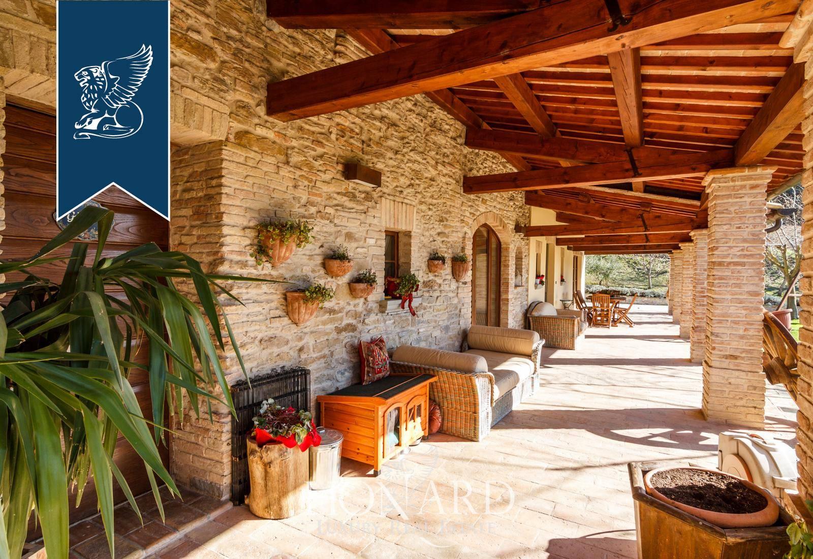 Villa in Vendita a Sant'Angelo In Vado: 0 locali, 738 mq - Foto 6