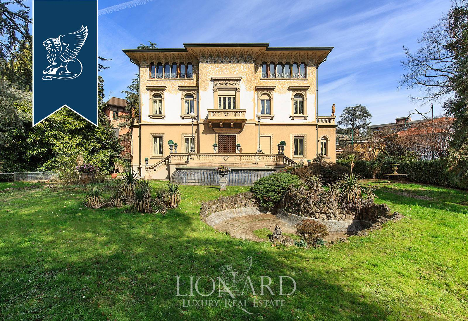 Villa in Vendita a Cusano Milanino: 0 locali, 1000 mq - Foto 6