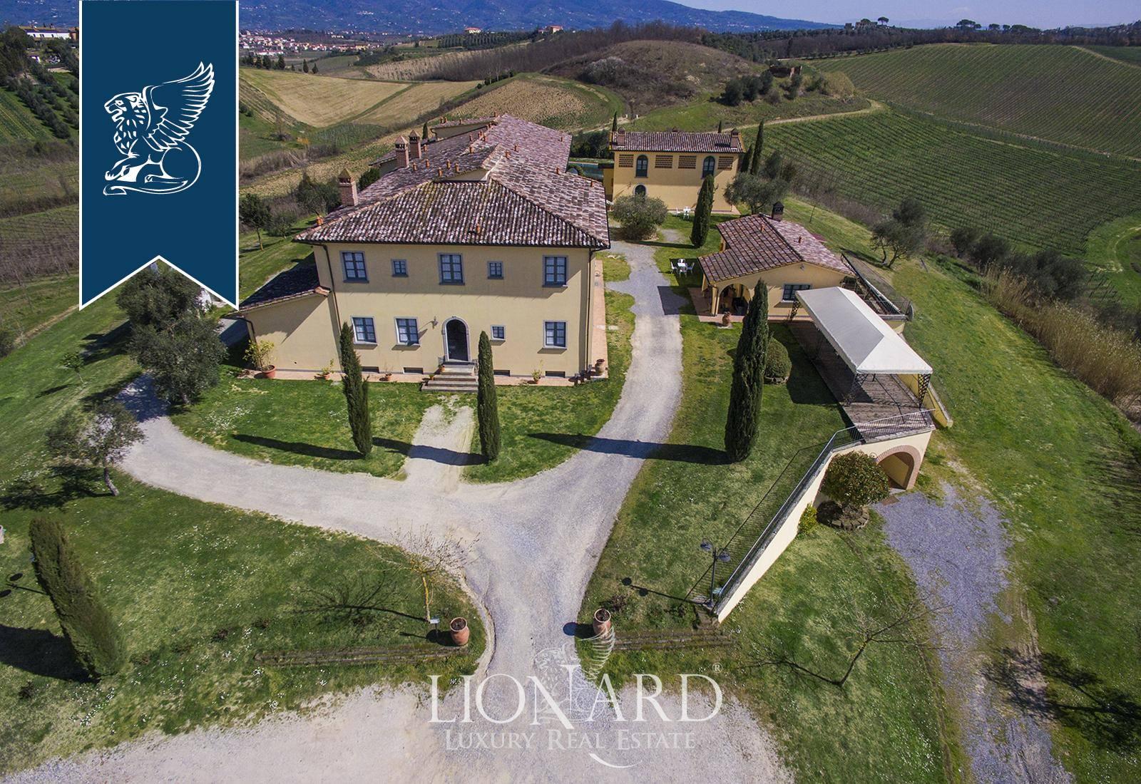 Villa in Vendita a Cerreto Guidi: 0 locali, 1500 mq - Foto 4