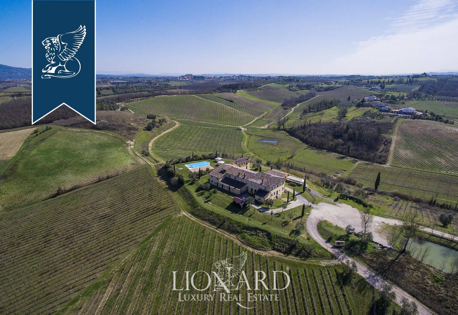 Villa in Vendita a Cerreto Guidi: 0 locali, 1500 mq - Foto 2