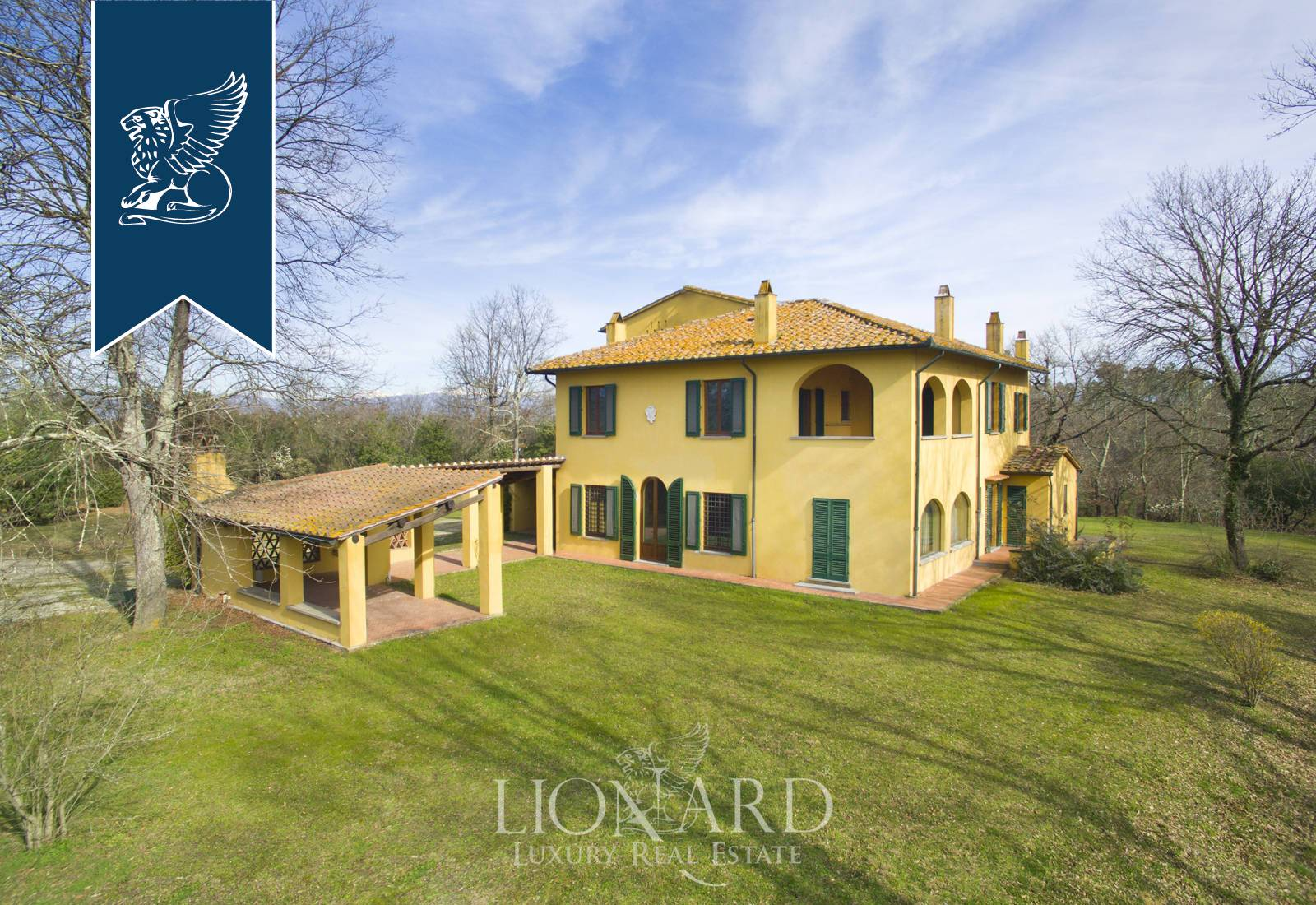 Villa in Vendita a Fucecchio: 700 mq