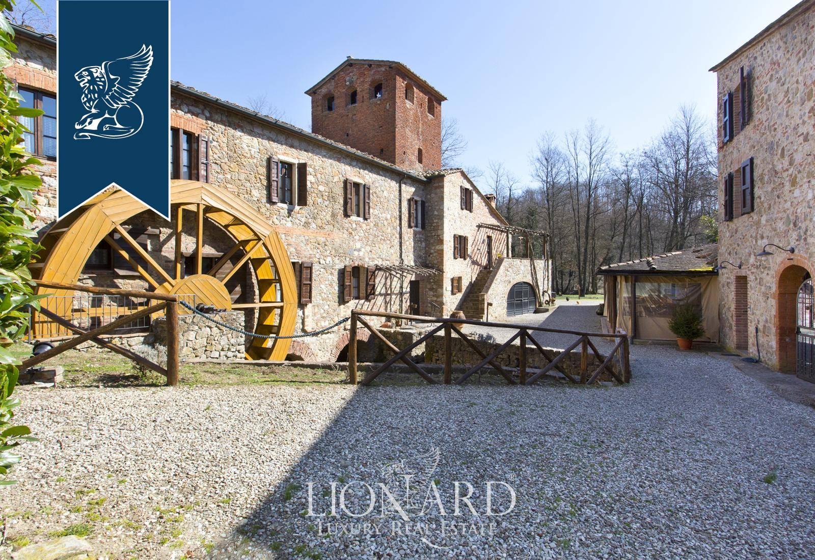 Agriturismo in Vendita a Chiusdino: 1000 mq