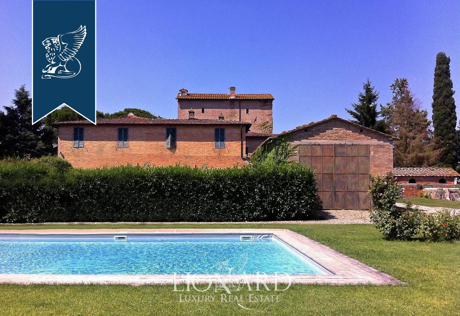 Rustico in Vendita a Siena: 0 locali, 1750 mq - Foto 8