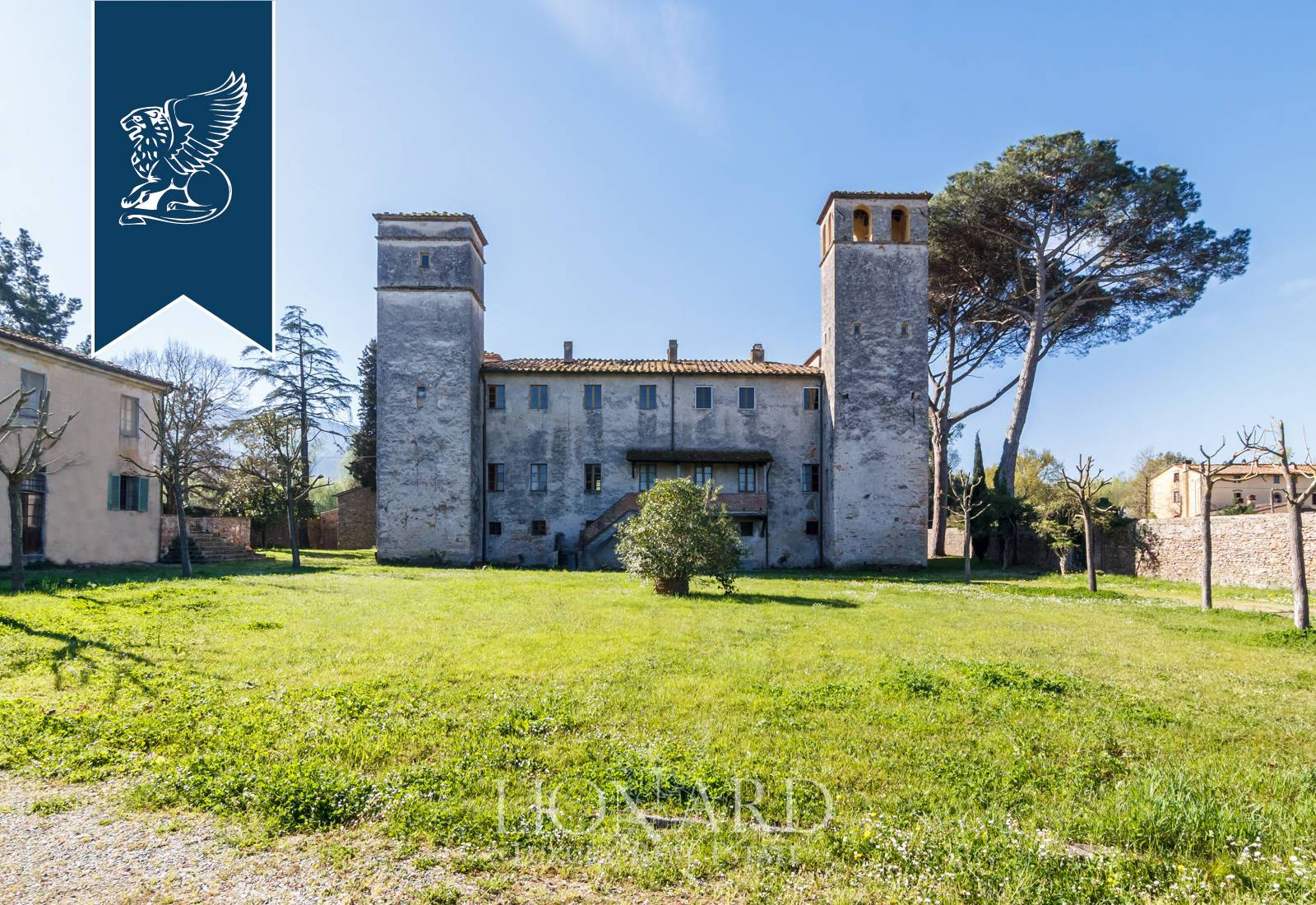 Villa in Vendita a Lucca: 0 locali, 800 mq - Foto 7