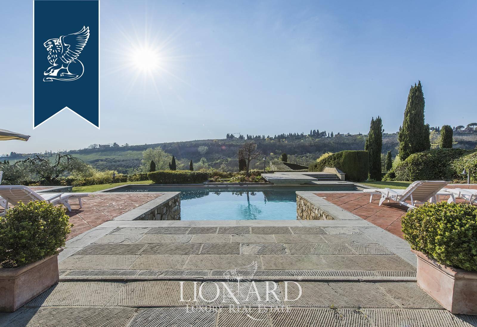 Villa in Vendita a Montespertoli: 0 locali, 900 mq - Foto 3