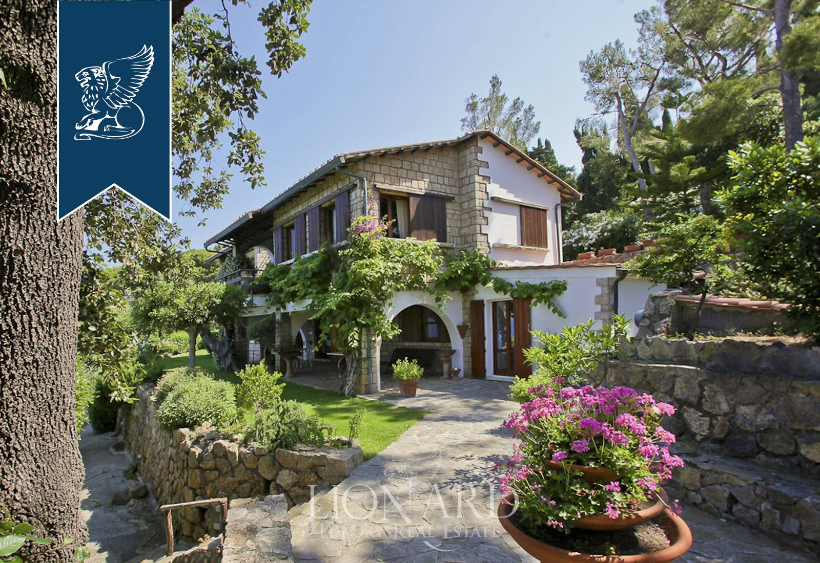 Villa in Vendita a Monte Argentario: 0 locali, 350 mq - Foto 5