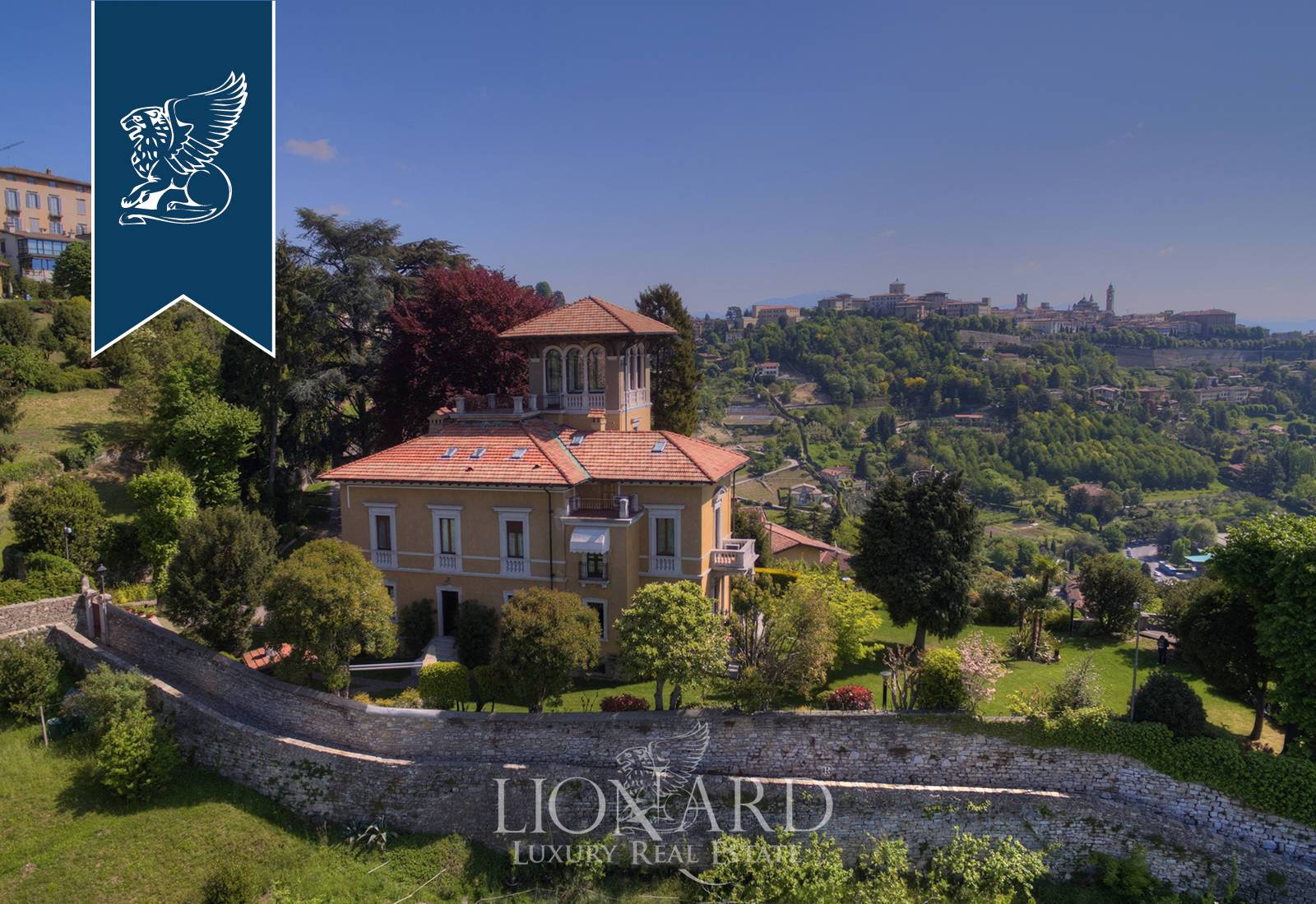 Villa in Vendita a Bergamo: 0 locali, 1500 mq - Foto 3