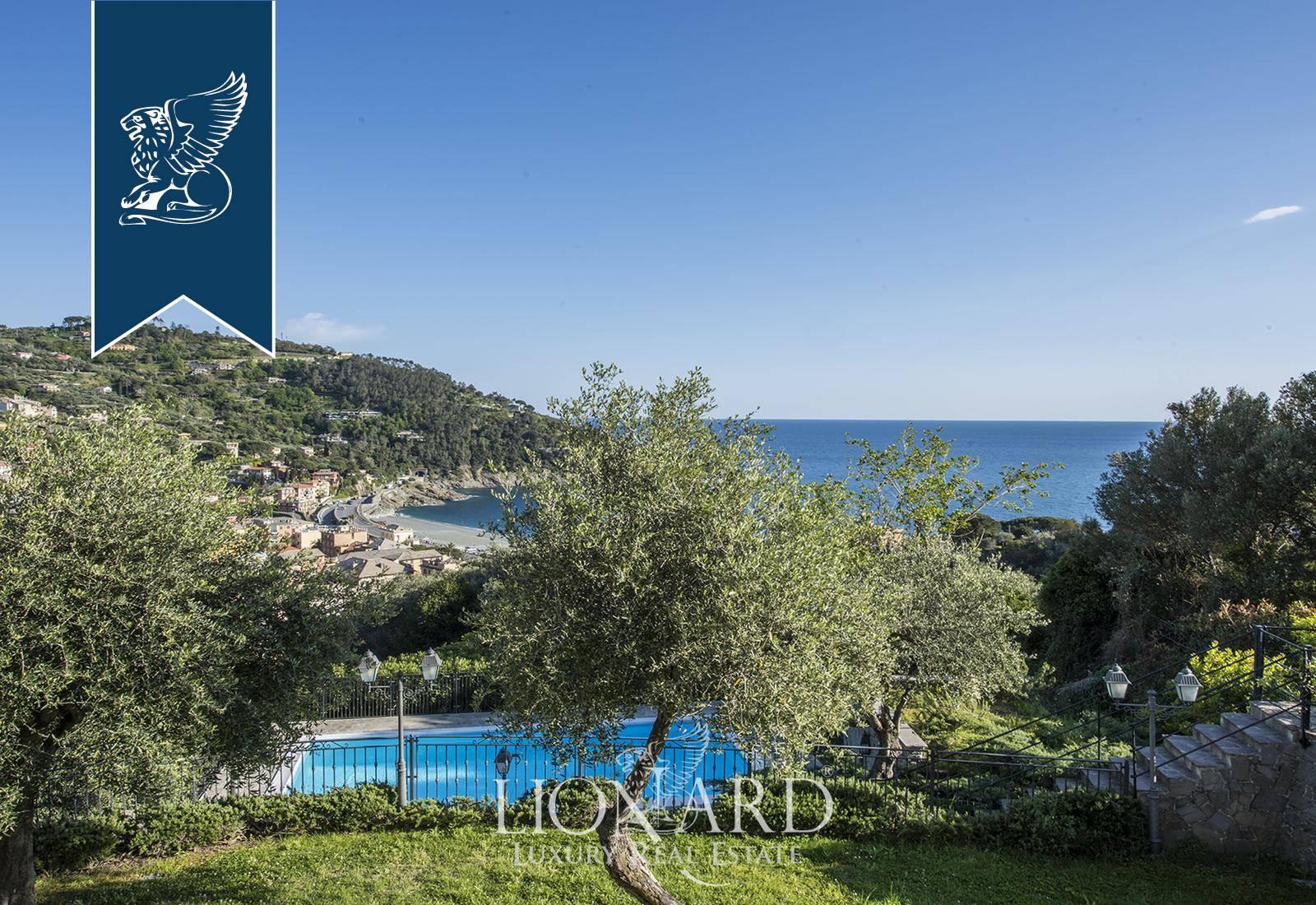 Villa in Vendita a Bonassola: 220 mq