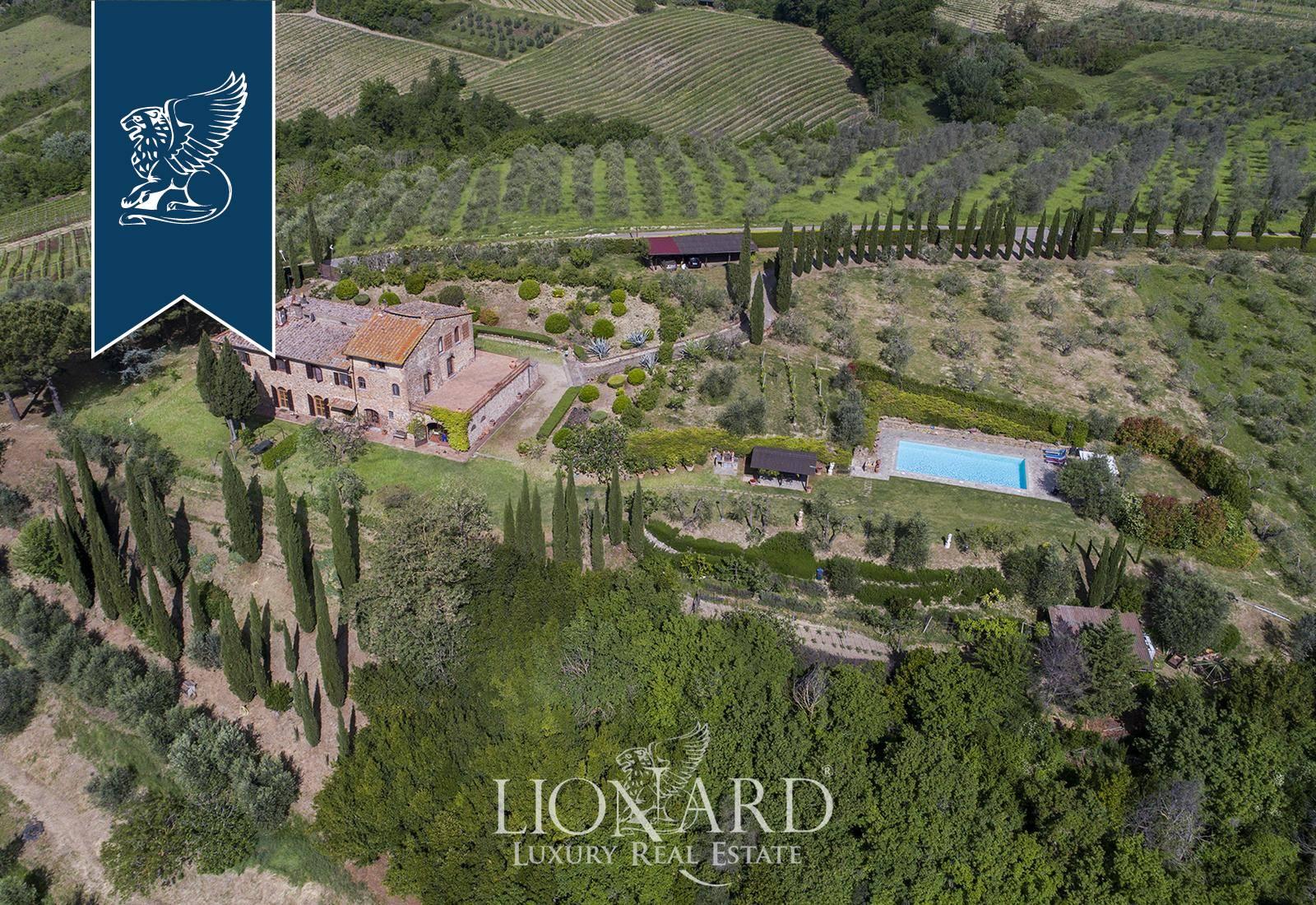 Villa in Vendita a Montespertoli: 0 locali, 500 mq - Foto 1