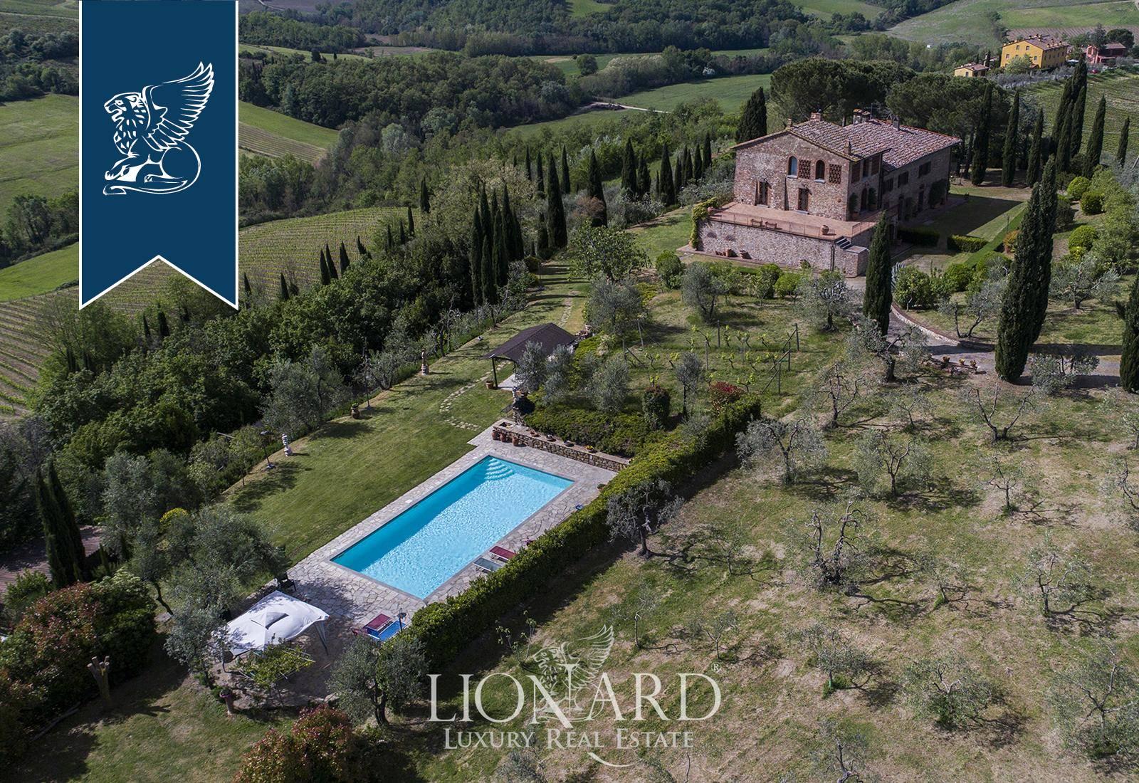 Villa in Vendita a Montespertoli: 0 locali, 500 mq - Foto 2