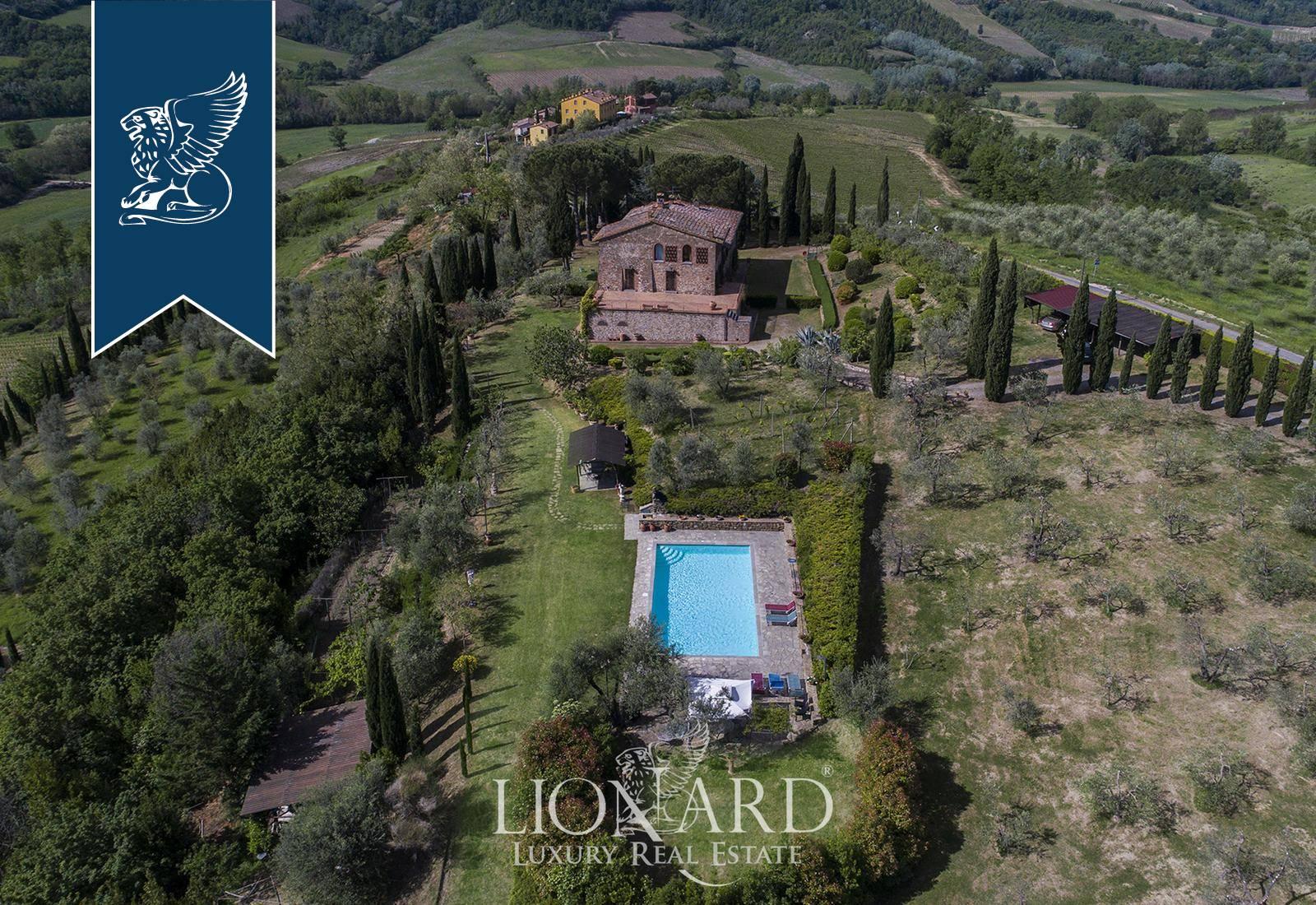 Villa in Vendita a Montespertoli: 0 locali, 500 mq - Foto 3