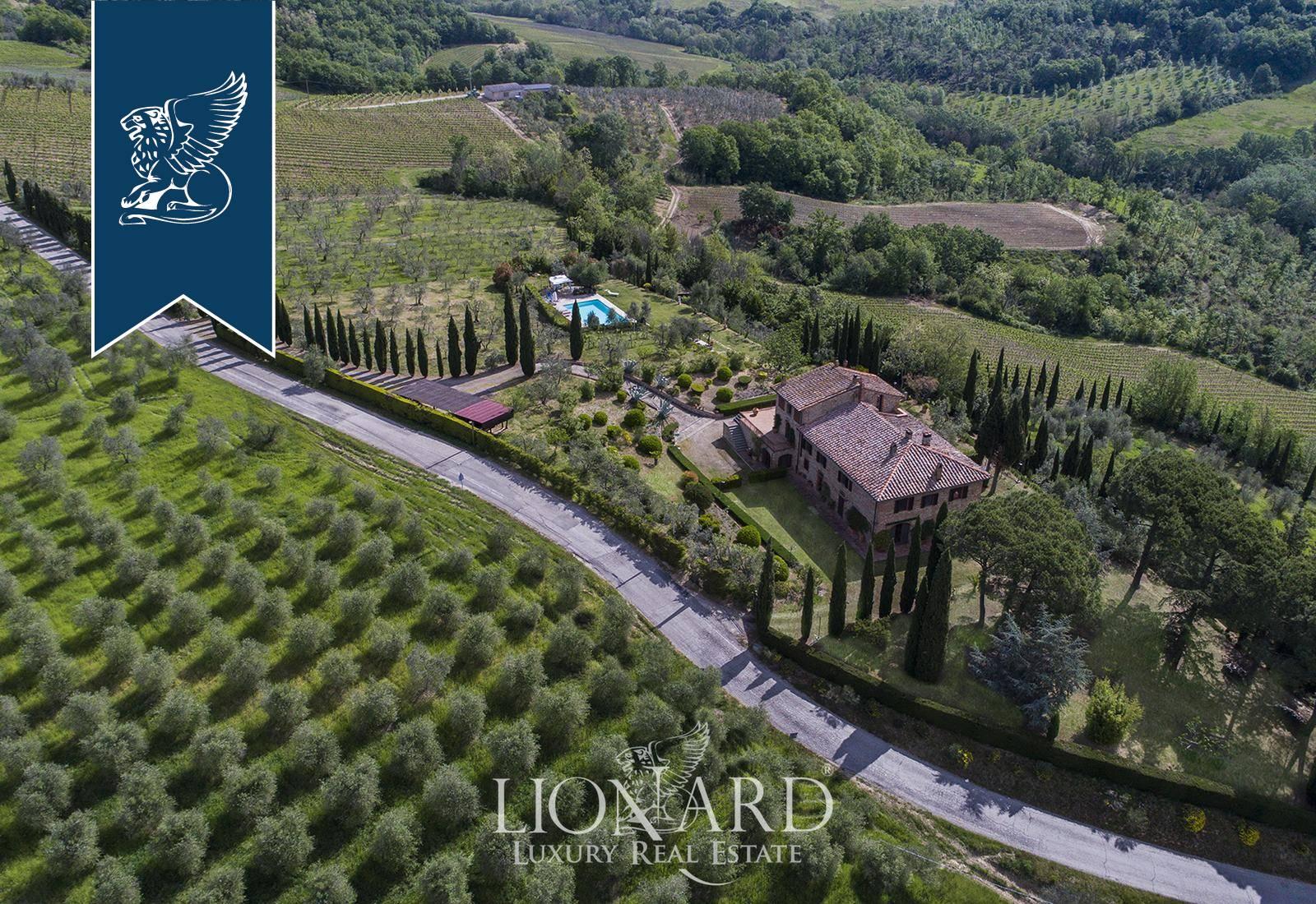 Villa in Vendita a Montespertoli: 0 locali, 500 mq - Foto 4