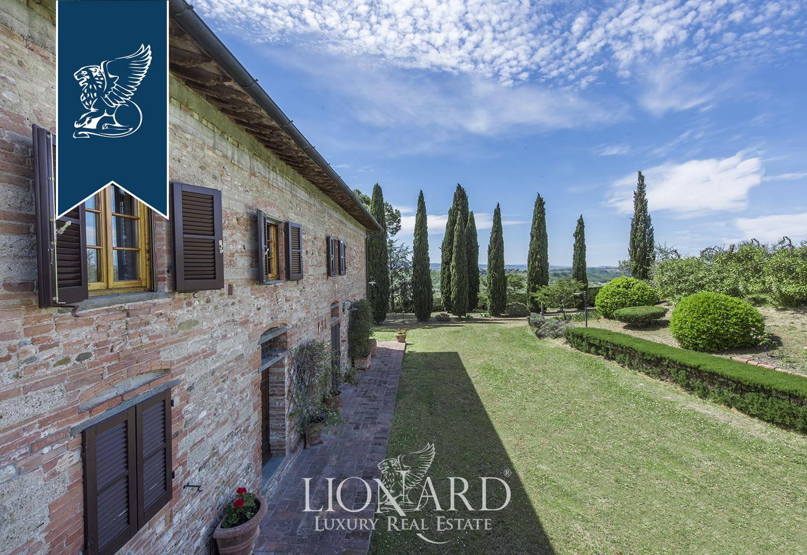Villa in Vendita a Montespertoli: 0 locali, 500 mq - Foto 9