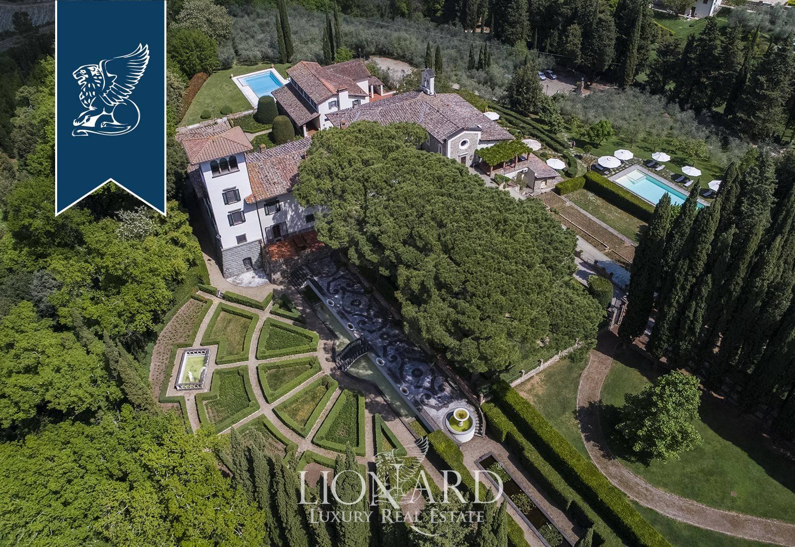 Villa in Vendita a San Casciano In Val Di Pesa: 0 locali, 2000 mq - Foto 2