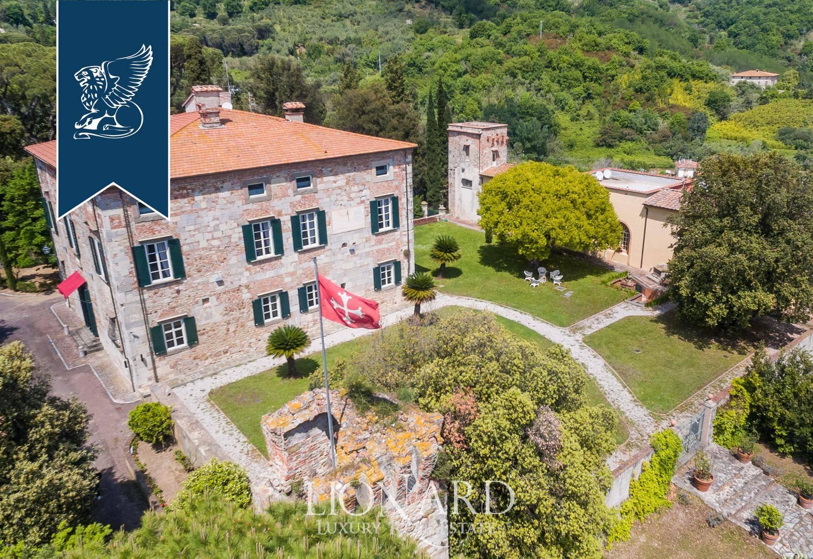 Villa in Vendita a Vecchiano: 0 locali, 1340 mq - Foto 5